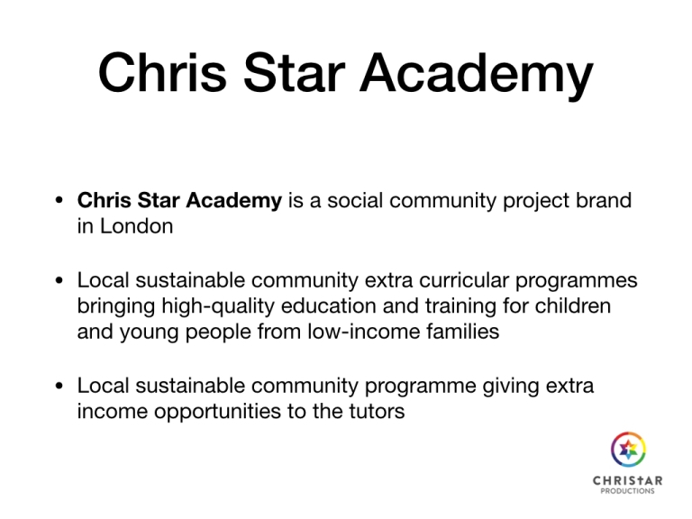 [+*] Chris Star Academy 2019 .002